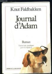 Journal D'Adam - Couverture - Format classique