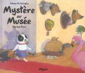 Mystere au musee - Intérieur - Format classique