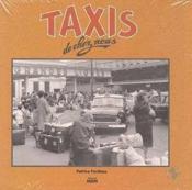 Les taxis de chez nous - Couverture - Format classique