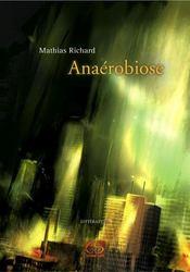 Anaérobiose - Couverture - Format classique
