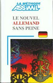 Vol Nouv Allemand S.P. Anc Ed - Intérieur - Format classique