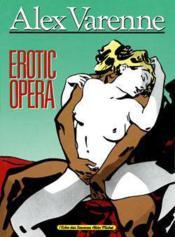 Erotic opera - Couverture - Format classique