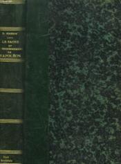 Le Sacre Et Le Couronnement De Napoleon. - Couverture - Format classique