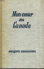 Mon Coeur Au Canada - Couverture - Format classique