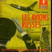 Les Flottes Aerienne Mondiales 3 - Les Avions Russes - Couverture - Format classique