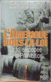 L'Amerique Hors-Laloi - Couverture - Format classique