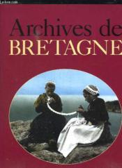 Archives De Bretagne - Couverture - Format classique