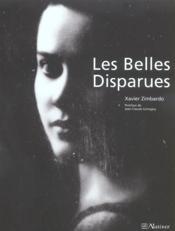Les Belles Disparues - Couverture - Format classique