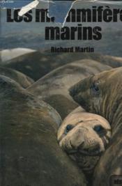 Les Mammiferes Marins - Couverture - Format classique