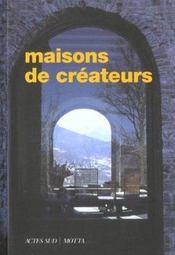 Maisons De Createurs - Intérieur - Format classique