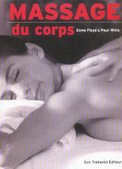 Massage du corps - Intérieur - Format classique