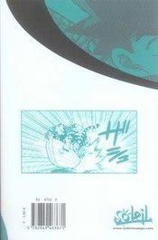 Yaiba t.11 - 4ème de couverture - Format classique