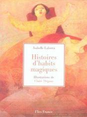 Histoires d'habits magiques - Intérieur - Format classique