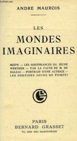 Les Mondes Imaginaires - Couverture - Format classique