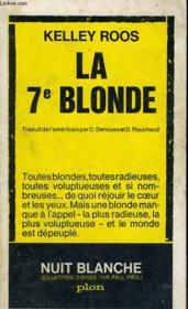 LA 7è BLONDE - Couverture - Format classique