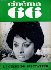 CINEMA 66 N° 105 - BUSTER KEATON a n'en plus finir - Cinéma nouveau: Mexique et Tchecoslovaquie - Couvertures: SOPHIA LOREN et PILAR LESER ... - Couverture - Format classique