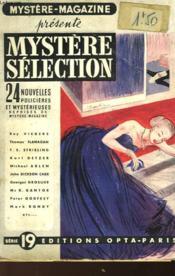 Mystere-Magazine N°19 - Couverture - Format classique