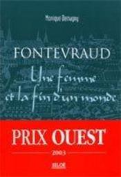 Fontevraud, une femme et la fin d'un monde - Intérieur - Format classique