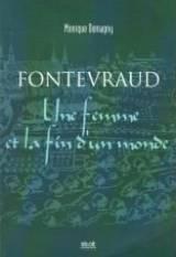 Fontevraud, une femme et la fin d'un monde - Couverture - Format classique