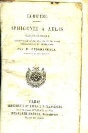 Iphigenie A Aulis - Couverture - Format classique