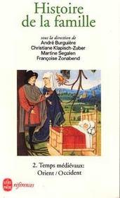 Histoire De La Famille Tome 2 - Intérieur - Format classique