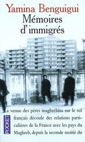 Memoires d'immigres - Intérieur - Format classique