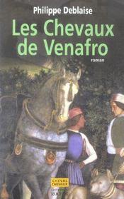 Les chevaux de Venafro - Intérieur - Format classique