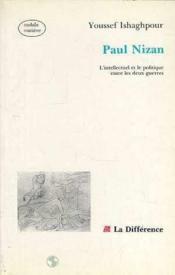 Paul nizan - Couverture - Format classique