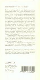 Antonio Vivaldi - 4ème de couverture - Format classique