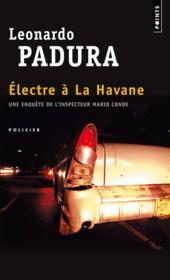 Electre à La Havane - Couverture - Format classique