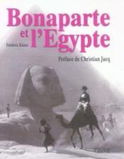 Bonaparte et l egypte - Couverture - Format classique