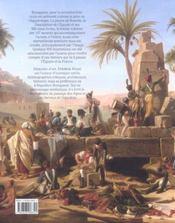 Bonaparte et l egypte - 4ème de couverture - Format classique