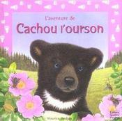 L'AVENTURE DE ; Cachou l'ourson - Intérieur - Format classique