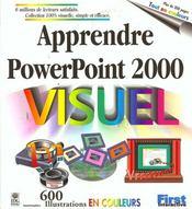 Apprendre power point 2000 - Intérieur - Format classique