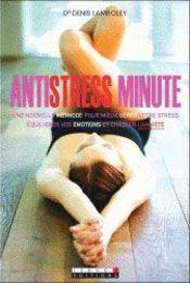 Antistress minute - Intérieur - Format classique