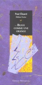 Bleue Comme Une Orange - Intérieur - Format classique