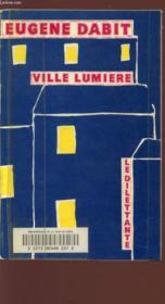 Ville lumière - Couverture - Format classique