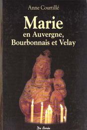 Marie En Auvergne - Intérieur - Format classique