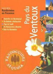 Pays du Ventoux - Couverture - Format classique