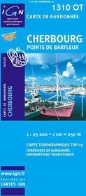 Cherbourg, Pointe de Barfleur - Couverture - Format classique