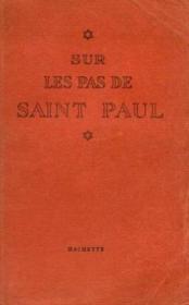 Sur les pas de Saint Paul - Couverture - Format classique
