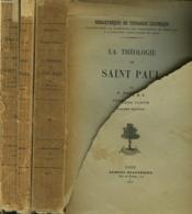 La Theologie De Saint Paul. En 2 Volumes. - Couverture - Format classique