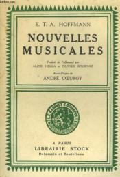 Nouvelles Musicales - Couverture - Format classique