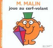 Monsieur Malin joue au cerf-volant - Intérieur - Format classique