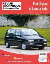 Rta 855.9 Fiat Ulysse/Lancia Zeta 95-98 - Couverture - Format classique