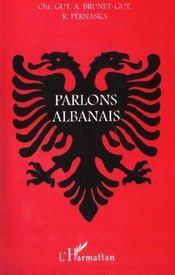 Parlons albanais - Intérieur - Format classique