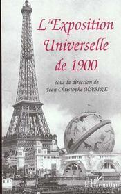 L'Exposition Universelle De 1900 - Intérieur - Format classique