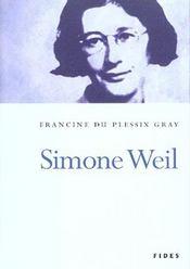 Simone weil - Intérieur - Format classique