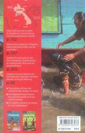 Laos (6e édition) - 4ème de couverture - Format classique