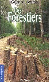 Forestiers (Les) - Couverture - Format classique